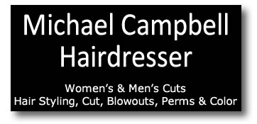 Hair by Michael Campbell